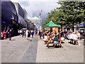 SU4111 : Southampton, Above Bar Street by David Dixon