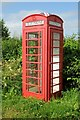 SO4150 : Redundant telephone box, Ledgemoor by Philip Halling