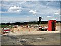 TG1515 : View across Fir Covert Road by Evelyn Simak