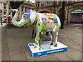 SK3587 : Herd of Sheffield: Fairytale Elephant by Graham Hogg
