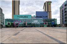 SJ8097 : The Studios, MediaCity by David Dixon