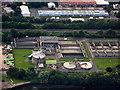 SU4314 : Portswood Wastewater Treatment Plant by David Dixon