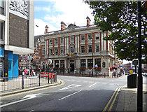 TQ3265 : The Spreadeagle, Croydon by Robin Webster