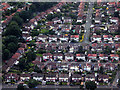 SJ8789 : Residential Estate at Cheadle Heath by David Dixon