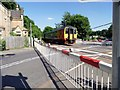 SK5939 : Level crossing on Colwick Road by Graham Hogg