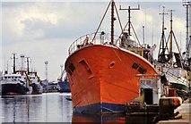 TA0827 : William Wright Dock, Kingston upon Hull by Bernard Sharp