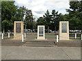 TM2445 : RAF Martlesham Memorials by Adrian S Pye