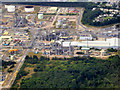 SU4304 : Fawley Oil Refinery and Petrochemicals Plant by David Dixon