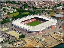 SU4212 : Saint Mary's Stadium by David Dixon
