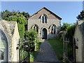 SU1069 : Avebury Chapel Centre by PAUL FARMER