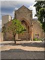 SU4211 : Former Holy Rood Church, now a Merchant Navy Memorial by David Dixon