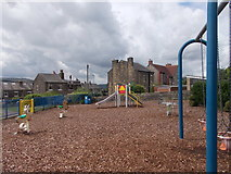 SE0714 : Play Area - Meal Hill Lane by Betty Longbottom