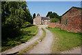 SE8126 : Low Metham Grange by Ian S