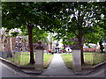 ST2937 : Kings Square, Bridgwater by PAUL FARMER