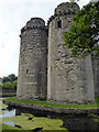 ST7345 : Nunney Castle by PAUL FARMER