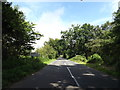 TM0378 : Entering Norfolk on the B1113 Redgrave Road by Geographer