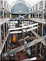 NT2573 : Aircraft at the National Museum of Scotland by M J Richardson