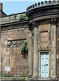 SJ3590 : Detail of former Wellington Rooms, Mount Pleasant, Liverpool by Stephen Richards