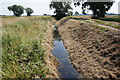SE7925 : Laxton Drain east of Laxton by Ian S