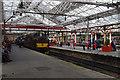 SJ7154 : Crewe station platforms 7 & 8 by Ian Taylor