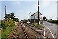 SE7825 : Saltmarshe Station, Laxton by Ian S