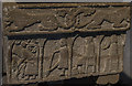 TF8044 : Font detail, St Mary's church, Burnham Deepdale by Julian P Guffogg