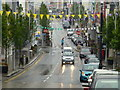 H4572 : Bunting, Omagh by Kenneth  Allen