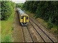 SE2433 : Sprinter towards Bradford by Stephen Craven