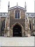 TL1998 : Parish church [2] by Michael Dibb