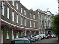 TF4609 : The Crescent - Wisbech in Bloom 2016 by Richard Humphrey