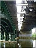 TL1998 : Peterborough's bridges [4] by Michael Dibb
