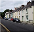 SN1300 : Norton Cottages, Tenby by Jaggery