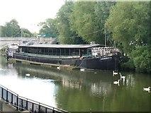 TL1998 : Bar boat by Michael Dibb