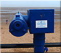 TA3008 : Telescope on Cleethorpes promenade by Mat Fascione