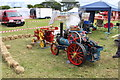 SC2668 : Working model traction engine by Richard Hoare