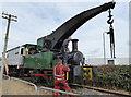 SO8040 : Welland Steam Rally - standard gauge demonstration line by Chris Allen
