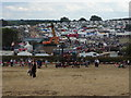 SO8040 : Welland Steam Rally - from the working field by Chris Allen