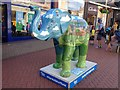 SK3587 : 10 'Sheffield Elephant' - Orchard Square by Dave Pickersgill