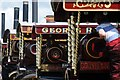 SO8040 : Traction engines at Welland Steam Rally by Philip Halling