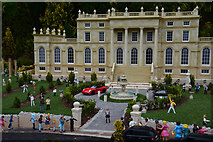 SX9265 : Torquay : Babbacombe Model Village - Celebrity Mansion by Lewis Clarke