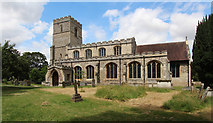 TL5646 : St Mary, Linton by John Salmon