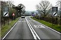 SJ5630 : Southbound A49 by David Dixon