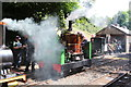 SC4178 : Steamplex at Groudle Glen Railway by Richard Hoare