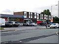 SD7710 : Mile Lane Shops by David Dixon