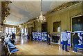 SK8932 : Long Gallery, Harlaxton Manor by J.Hannan-Briggs