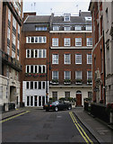 TQ2880 : Hertford Street, Mayfair by Hugh Venables