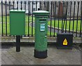 H6733 : Postbox, Monaghan by Rossographer