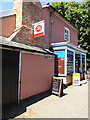 TM0688 : Banham Village Post Office by Adrian Cable