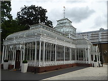 TQ3473 : The Conservatory, Horniman Museum, Forest Hill by pam fray