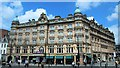 NZ2463 : The (former) County Hotel, Grainger Street / Westgate Road, NE1 by Mike Quinn